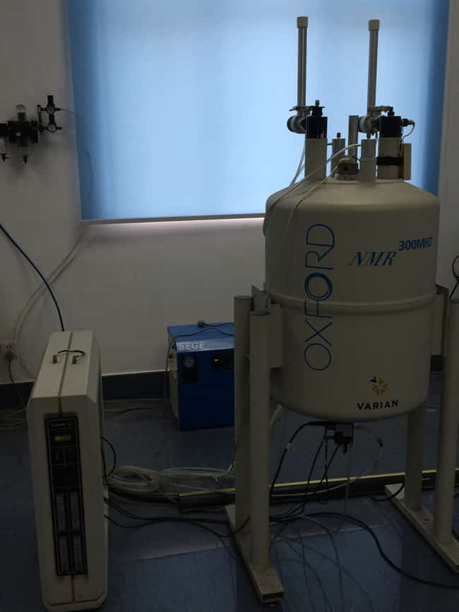 NMR in our Shanghai Lab